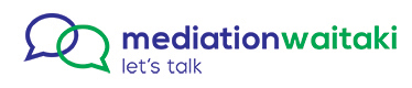 Mediation Waitaki logo