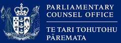 Parliamentary Counsel Office Logo